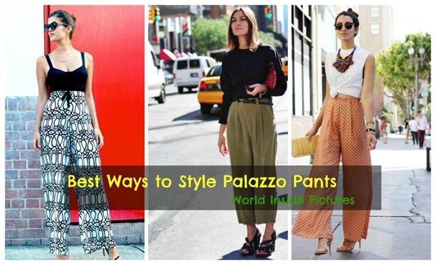 palazzo pants for girls