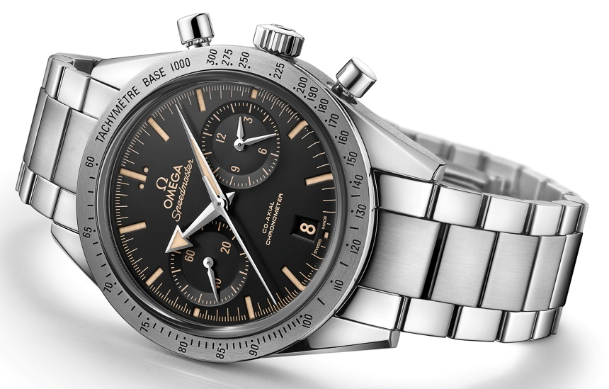 development of Omega  Timeless Timekeepers