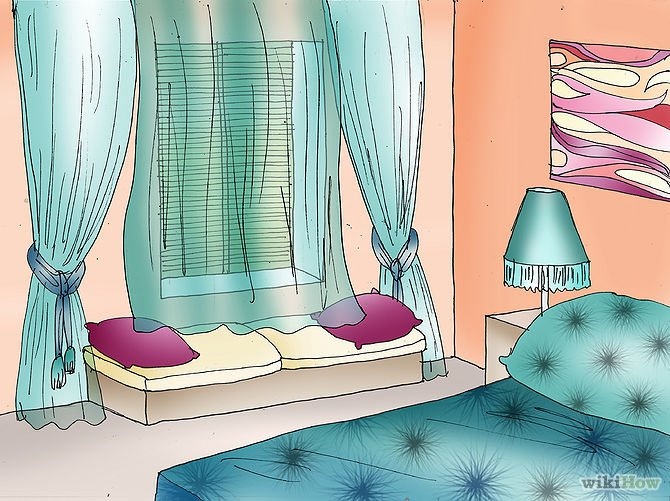 bedroom window positions