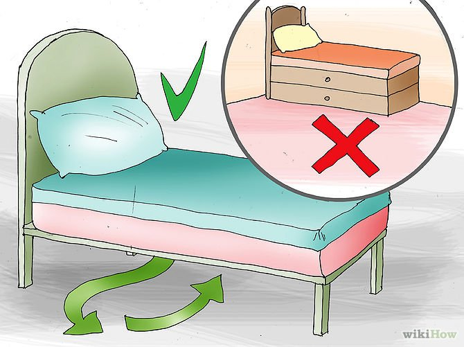 3.Make Sure The Bed Is A Good Height