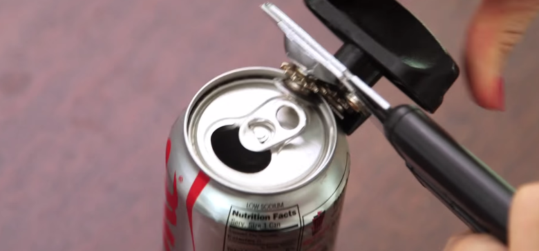 coce cans DIY