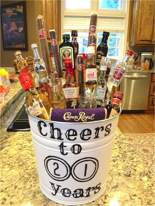 liquor-bouqet