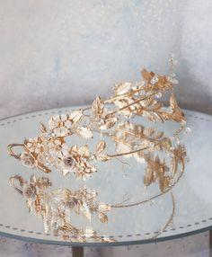 4_Wedding floral headband