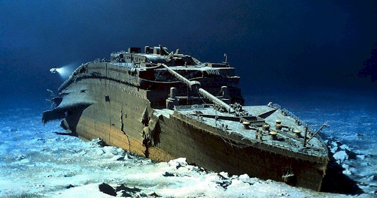This Famous Abandoned Cruise Ship Was Boarded By A