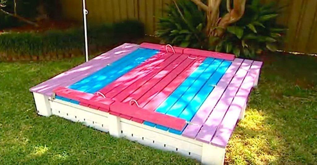 creative DIY Backyard