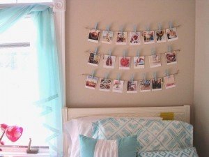 room picture collage ideas