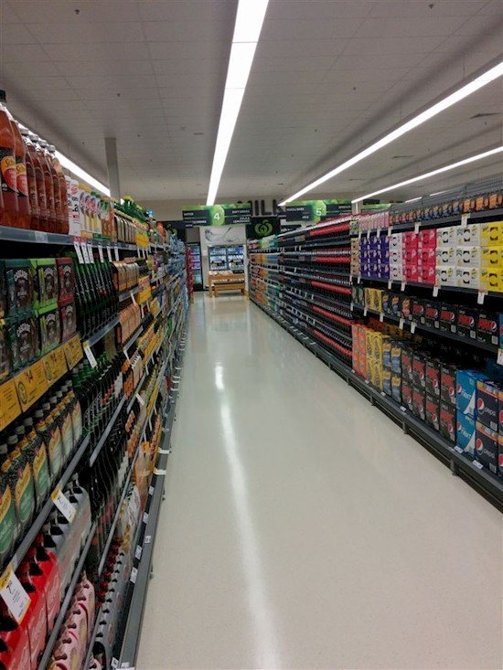 perfect store shelves