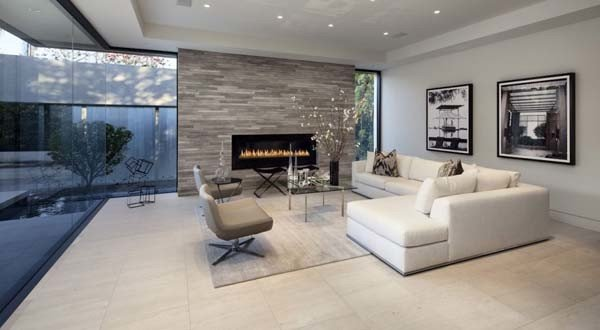 14 Sophisticated Super Modern Living Room Ideas
