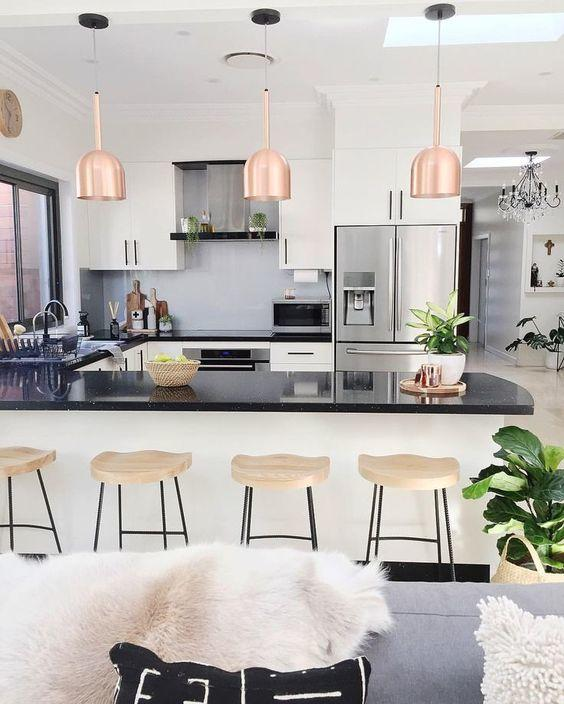 17 Kitchen Island Designs