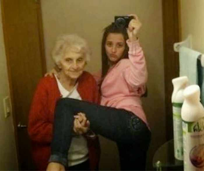 ridiculous selfies gone wrong