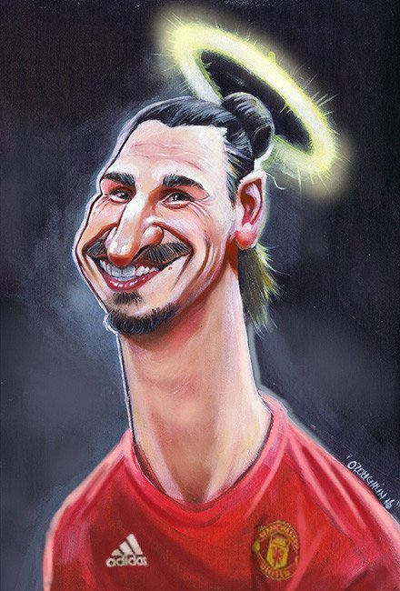 The Funniest Caricatures Of The Celebrities World Inside