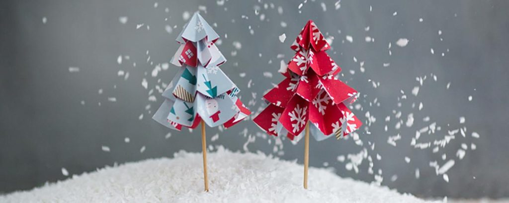diy christmas decorations out of paper