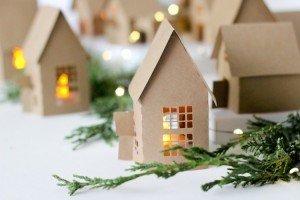 diy simple paper christmas decorations