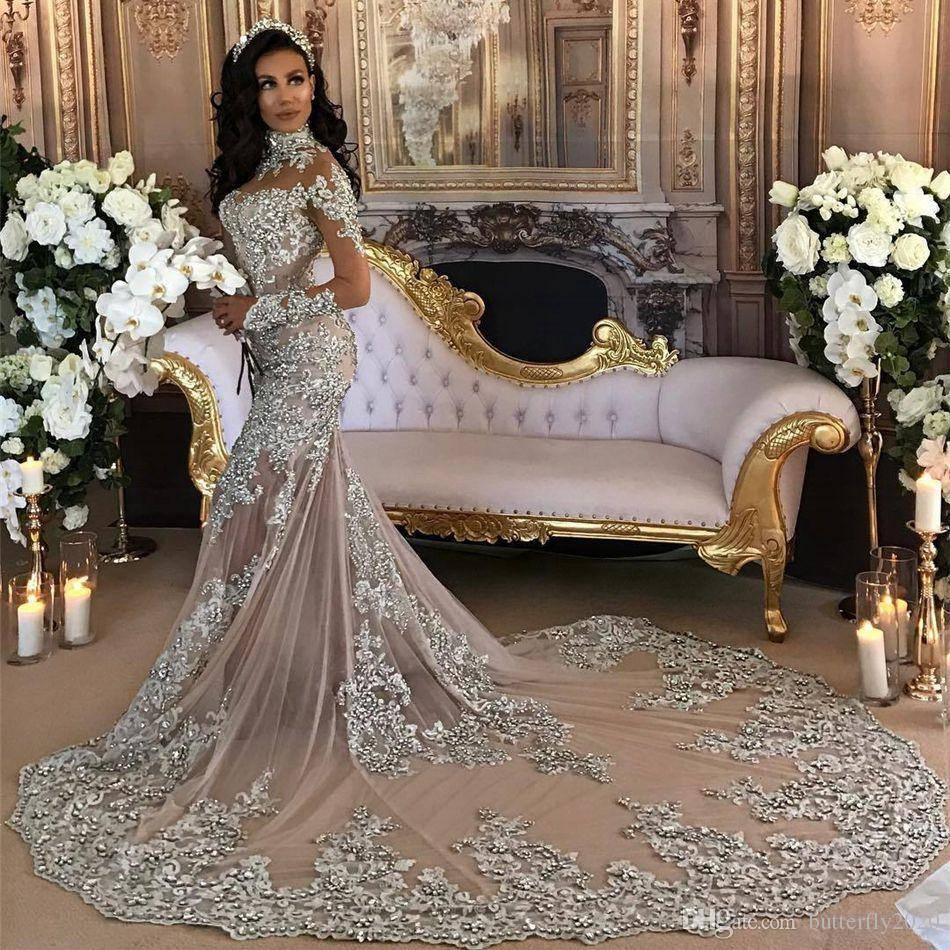 How To Wear A Sexy Wedding Dress Even Grandma Will Love