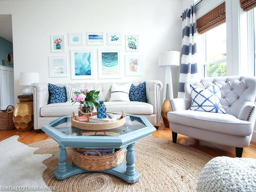 how-to-decorate-a-house-with-two-living-rooms-lake-house ...