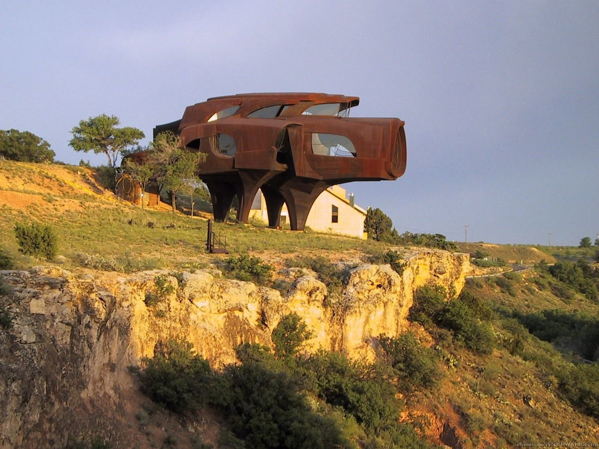 crazy looking homes