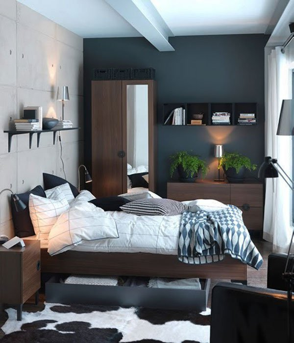 Inspiring Ideas To Decorate Small Bedroom