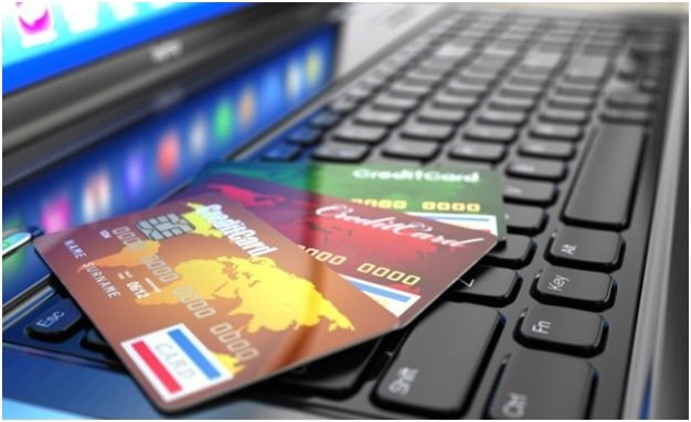 Use checking account to shop online
