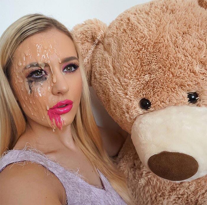 halloween makeup pics
