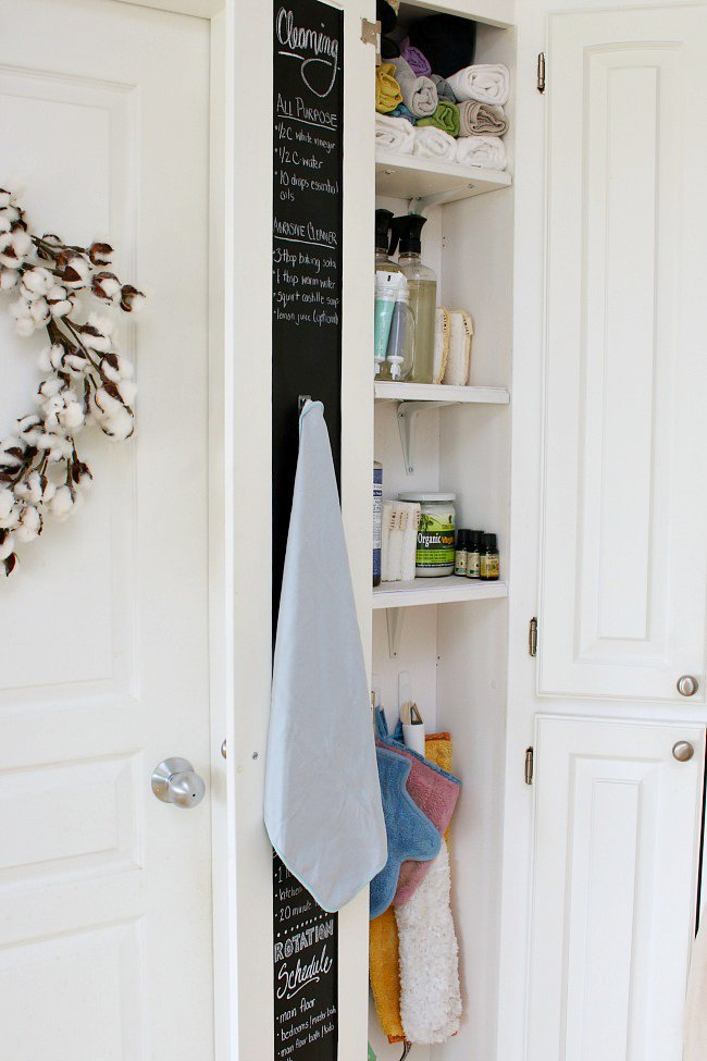 Awesome Cleaning Supplies Organizing Ideas That Will Help
