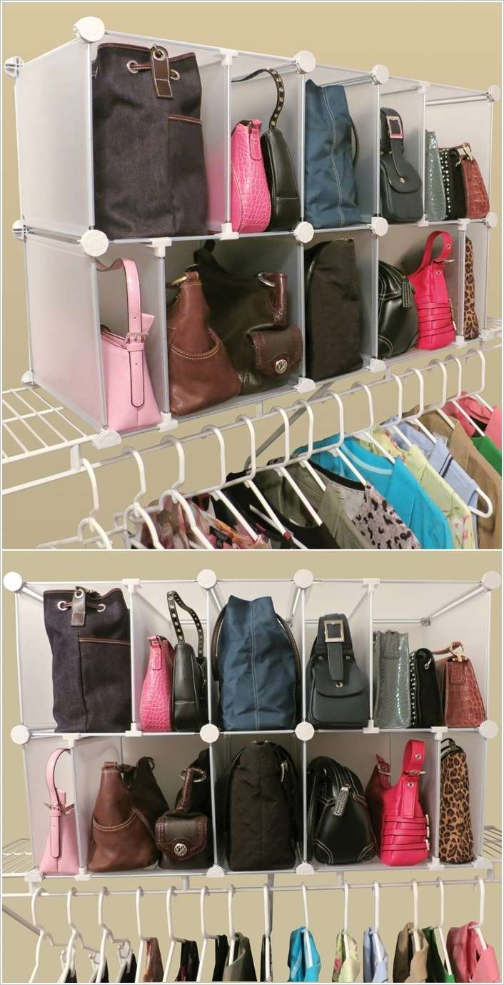 how to store handbags properly
