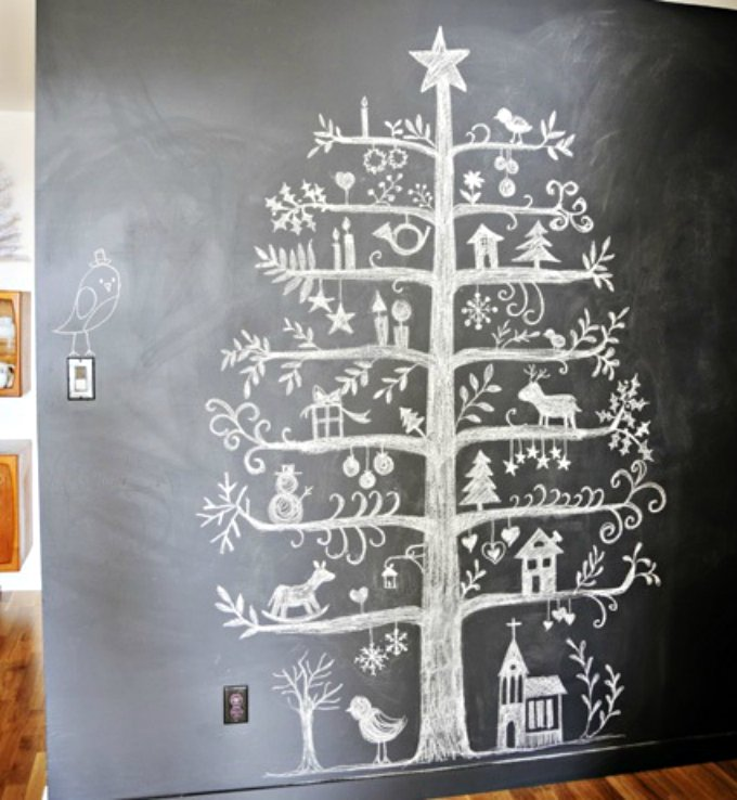 Make Alternative Christmas Tree: Alternative Christmas Tree Ideas That Will Have All Eyes