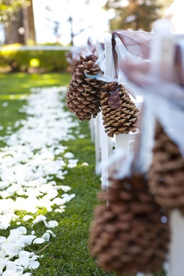 Magical Diy Winter Wedding Decorations For A Winter Fairy