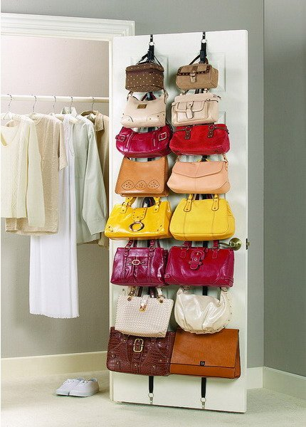 door bags storage ideas