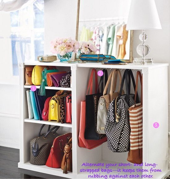 cabinet bags storage