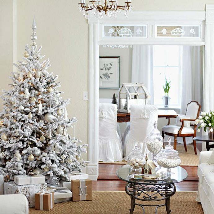 Different and cool ways to decorate the christmas tree - Cool ways to decorate your room ...