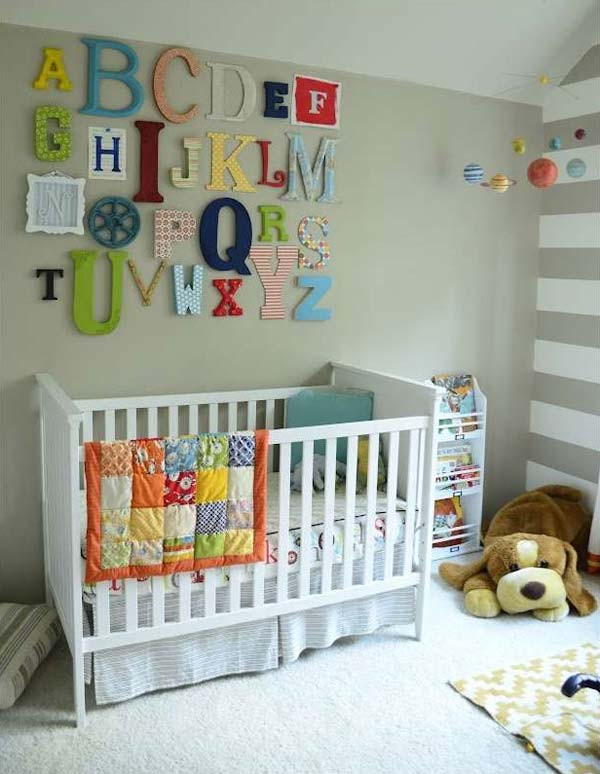 easy baby room ideas