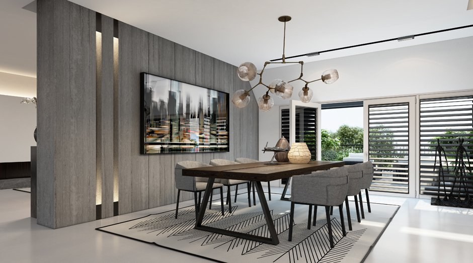 Modern Dining Room Ideas That The Contemporary Homeowner Is ...