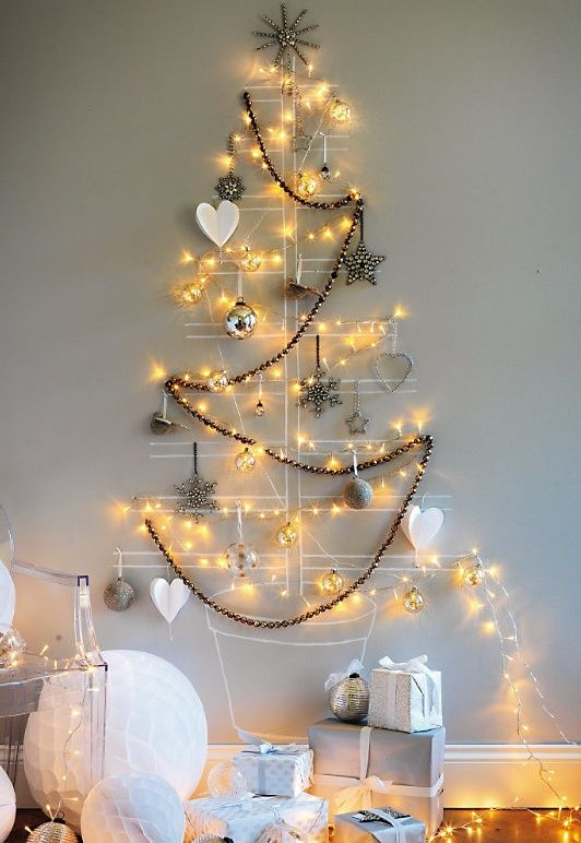 Non Traditional Christmas Tree Ideas.Non Traditional Christmas Trees That Will Be In The Center