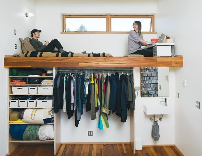 Awesome Adult Loft Beds That Are The Perfect Space Saving
