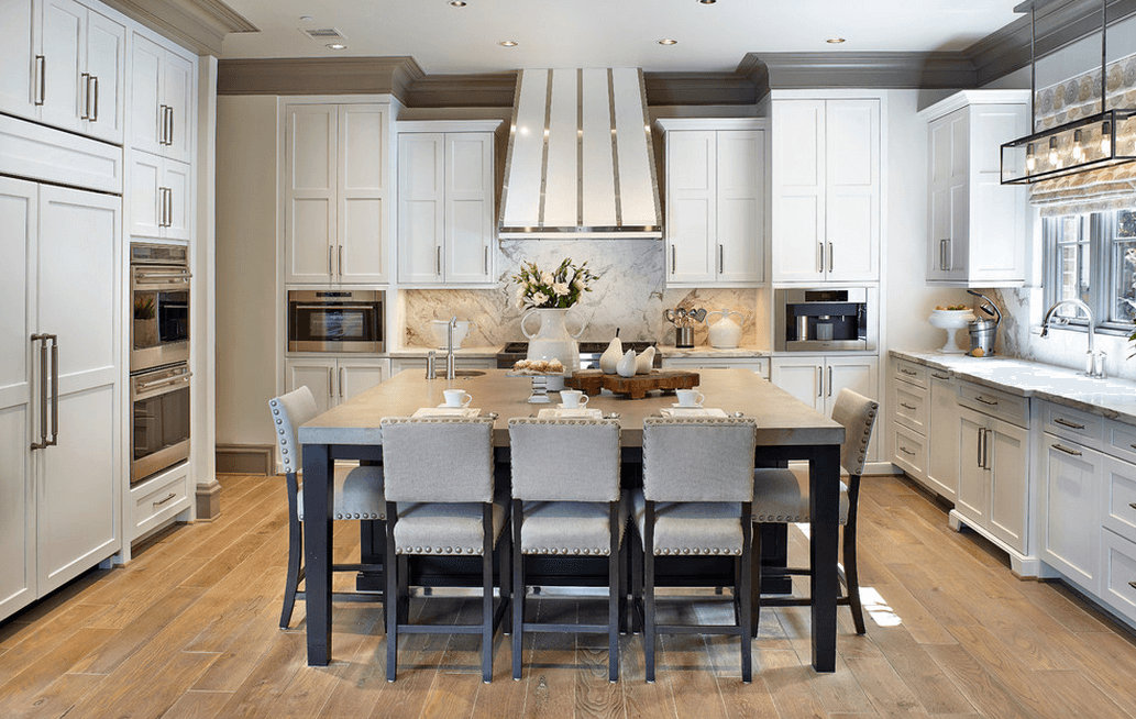 Exquisite Kitchen Islands That Will Add A Wow Factor To Your Kitchen World Inside Pictures