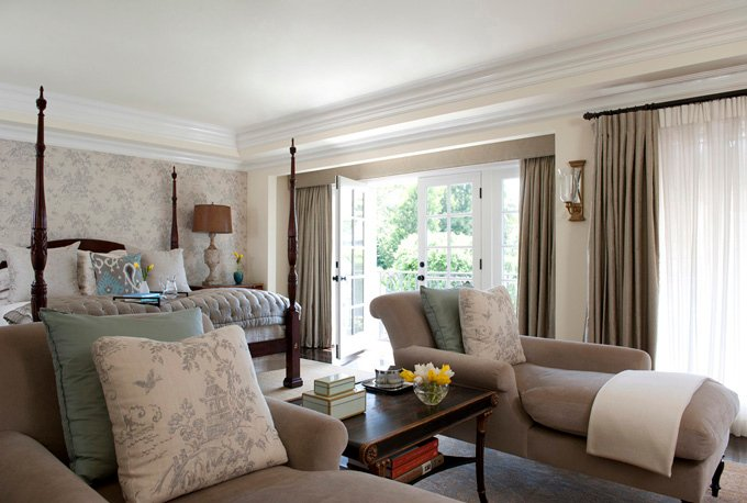 Beautiful Bedroom Sitting Areas In Master Bedrooms | World ...