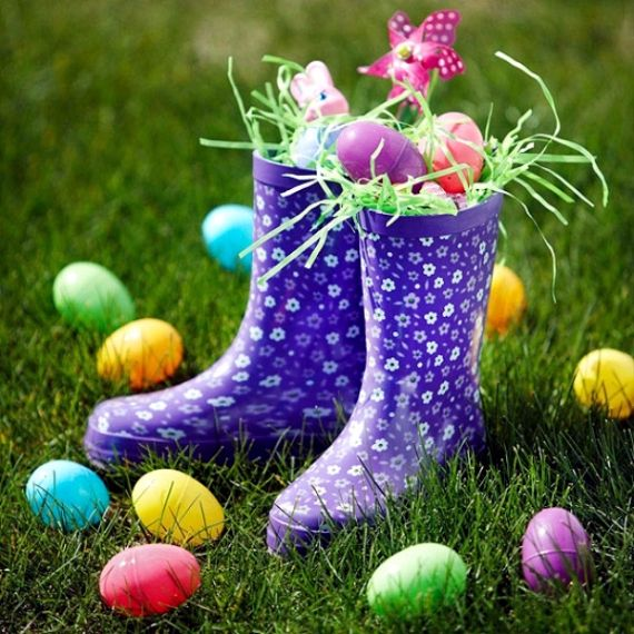 outdoor easter decorations to make