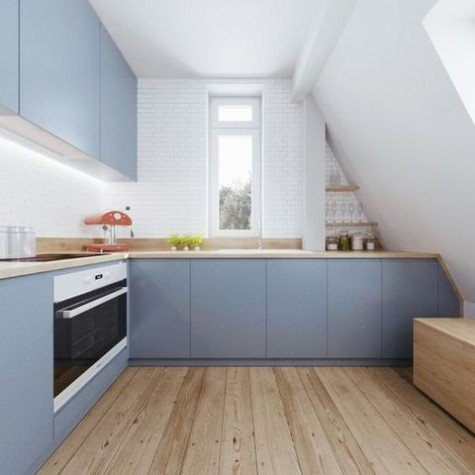Compact Attic Kitchen Ideas That Will Make You Say Wow World