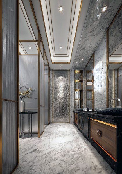 Contemporary Master Bathroom Ideas World Inside Pictures