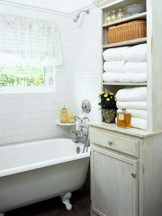 towels storage cabinets