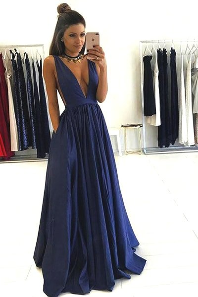 glamorous prom dress