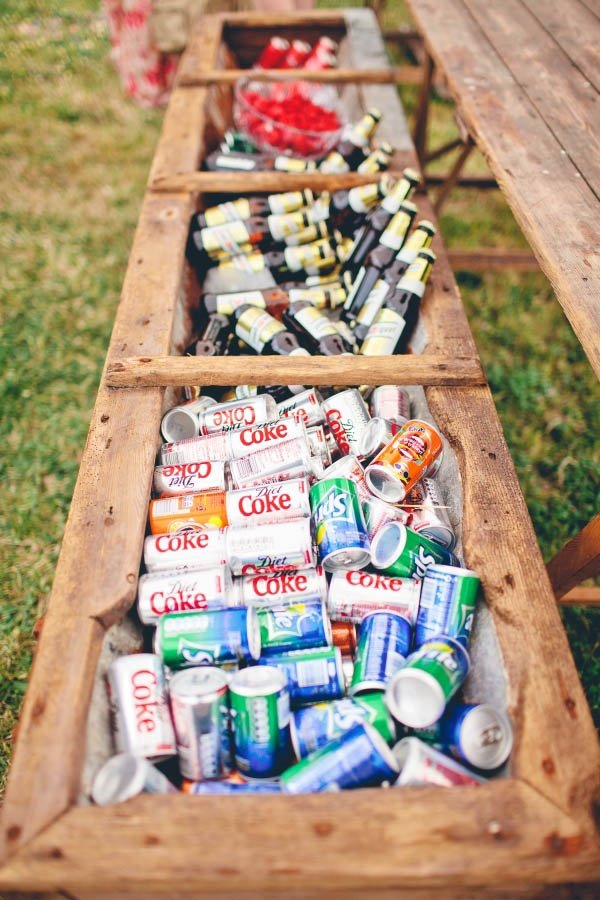 party drink cooler ideas