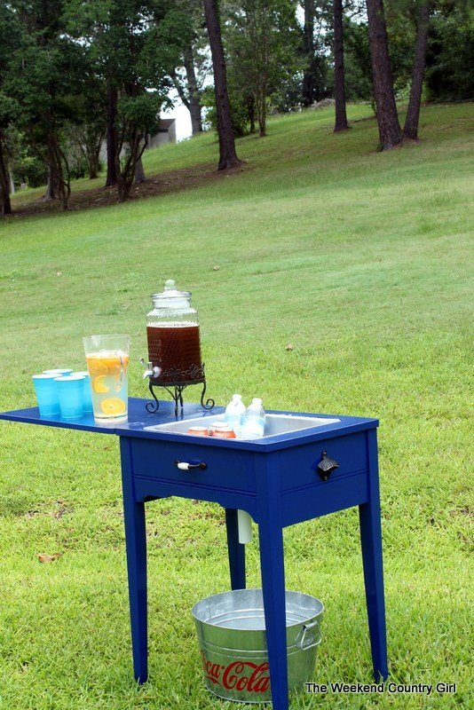 drinks cooler design