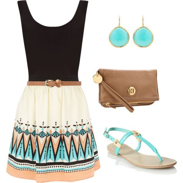 summer combinations