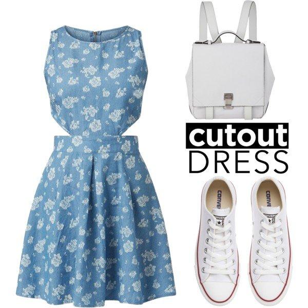 summer fashion look