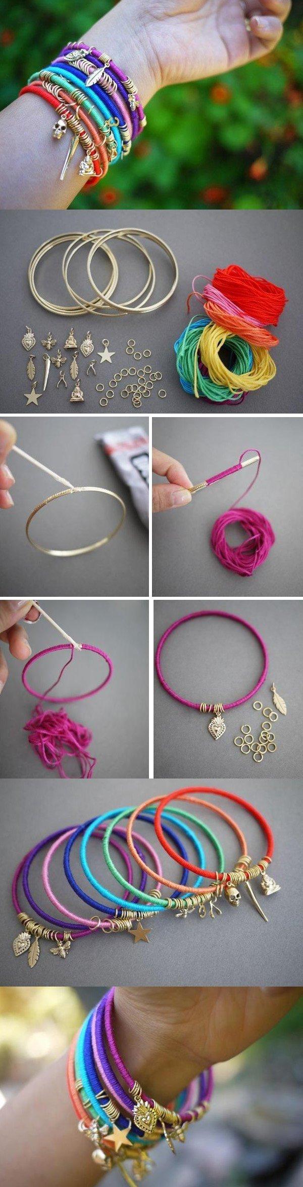 Stupendous Diy Bracelets Ideas To Make