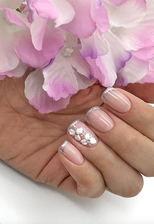 french nail designs 2020