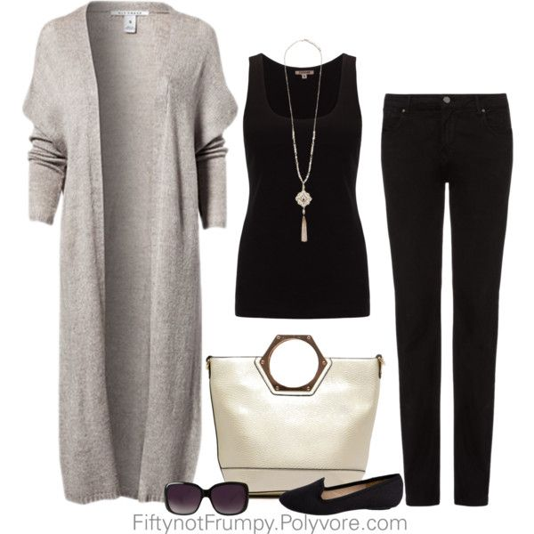 top fall outfit polyvore