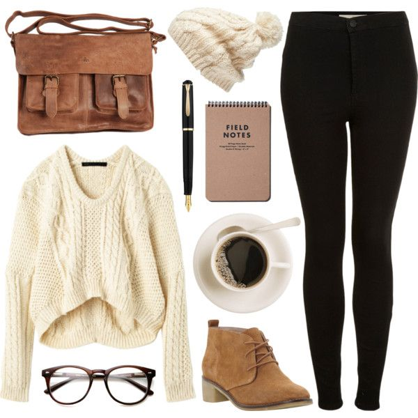 fall outfit polyvore