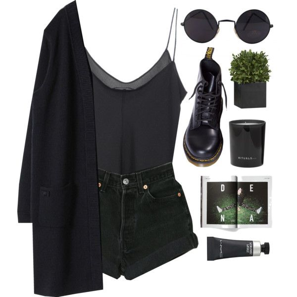 summer outfit polyvore